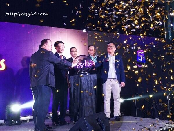 Official Launch of ShopPlus - Congratulations!