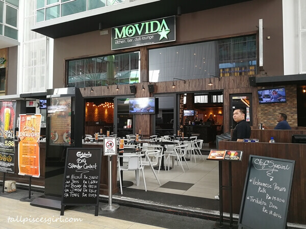 Movida @ Sunway Giza, Petaling Jaya