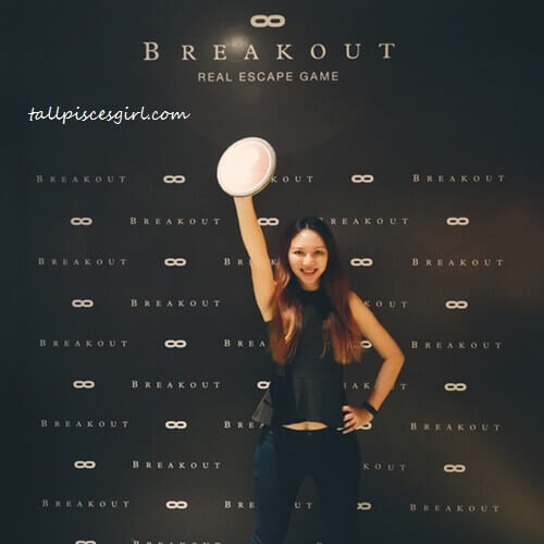 Unleashing my superpower at Breakout Avenue K