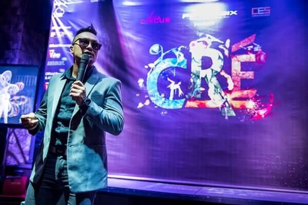 Aifique Khaikal - Creative Director of Cre Arts Asia