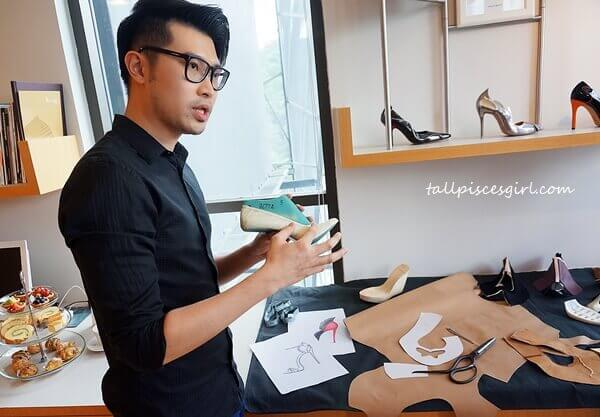 Intimate Bespoke Shoemaking Process with XALF Design 1