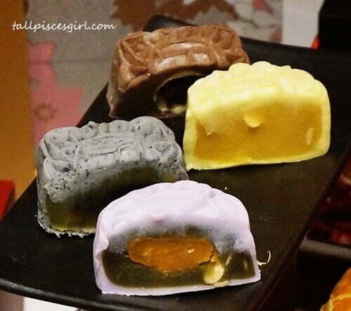 Snow Skin Mooncakes are my favorite!