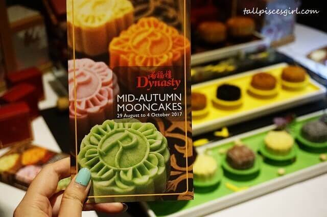 Pork-free Mooncake @ Dynasty Restaurant, Renaissance Kuala Lumpur Hotel