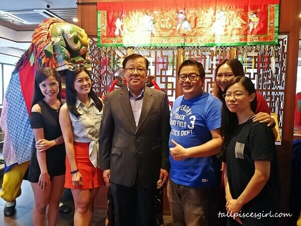 It's our pleasure to meet Dato' Sri Chong Ket Pen :)
