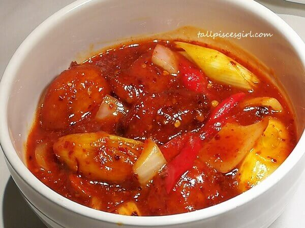 Devilled Chicken (Price: RM 24)