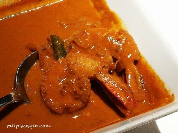 Jaffna Prawn Curry (Price: RM 38)