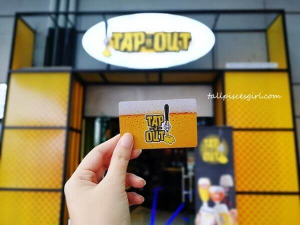 Tap It Out @ SohoKL, Solaris Mont Kiara