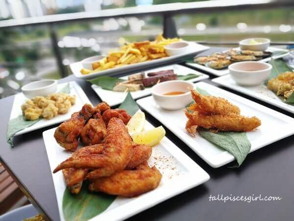 Awesome finger food @ Tap It Out, SohoKL