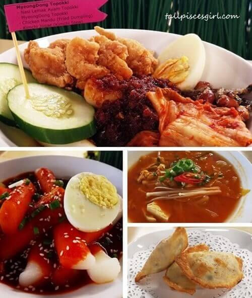 MyeongDong Topokki Signature Food
