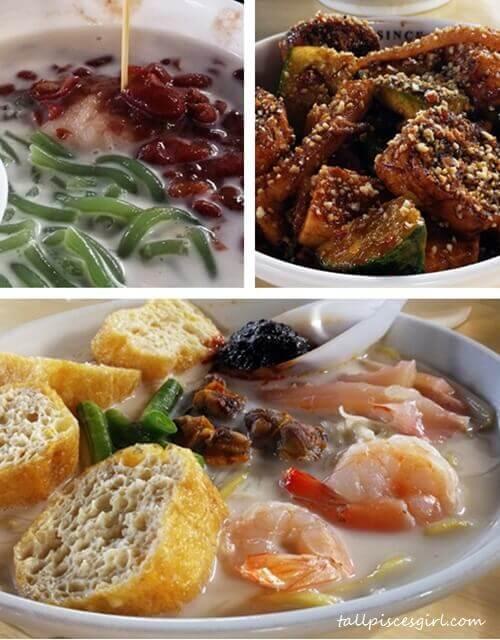 Penang Road Famous Teochew Cendul Signature Dishes
