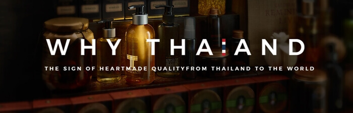 Thai products are loved by people from around the world