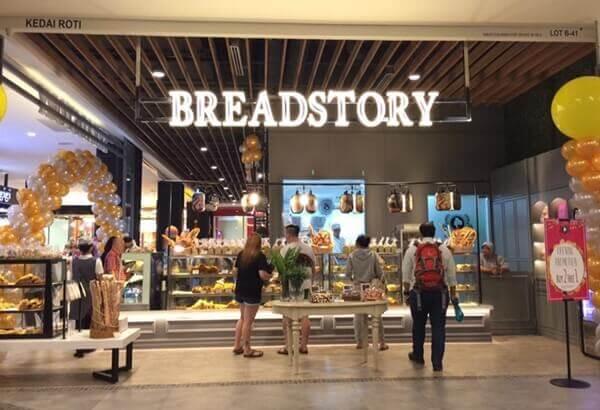 BreadStory @ Sunway Velocity Mall