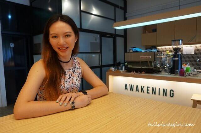 Charmaine X Awakening Cafe @ Klang