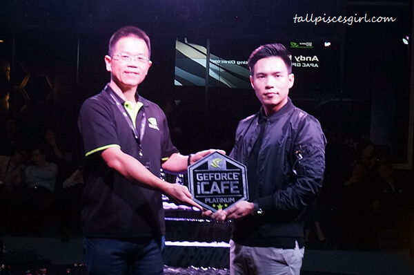 The Pantheon is the first eSports arena in Malaysia that received Platinum NVIDIA GeForce GTX iCafe certification