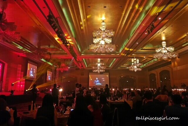 The grand Imperial Ballroom @ One World Hotel