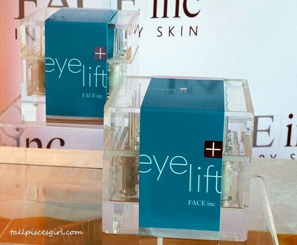 Another amazing product: The Face Inc Eye Lift