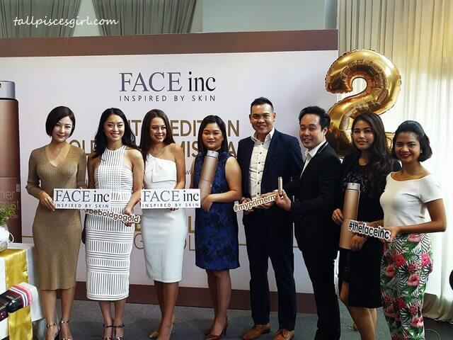 Celebrities that also love The Face Inc products