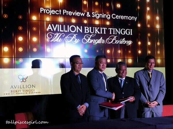 Avillion Cooperates with Tanglir Hospitality for Avillion Bukit Tinggi 1