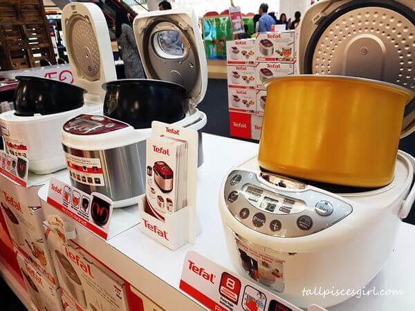 Tefal Rice Cookers - Rice's Best Friend!