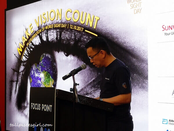 President & CEO of Focus Point Holdings Berhad, Dato' Liaw Choon Liang