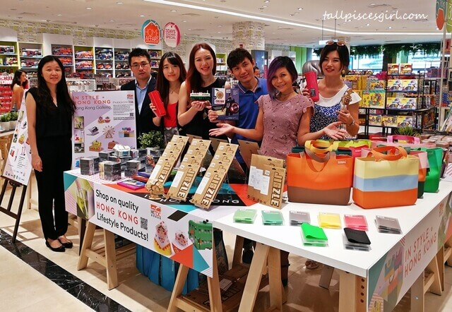 Fellow Lifestyle Bloggers X HKTDC