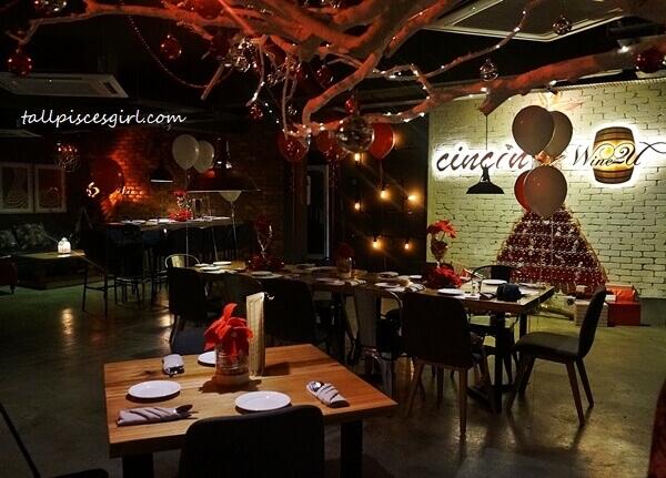 Cincin Wine Bar & Grill, Cheras