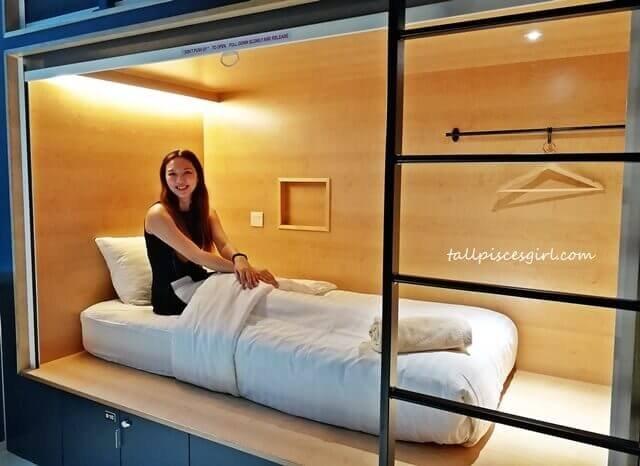 tallpiscesgirl X The Bed KLCC