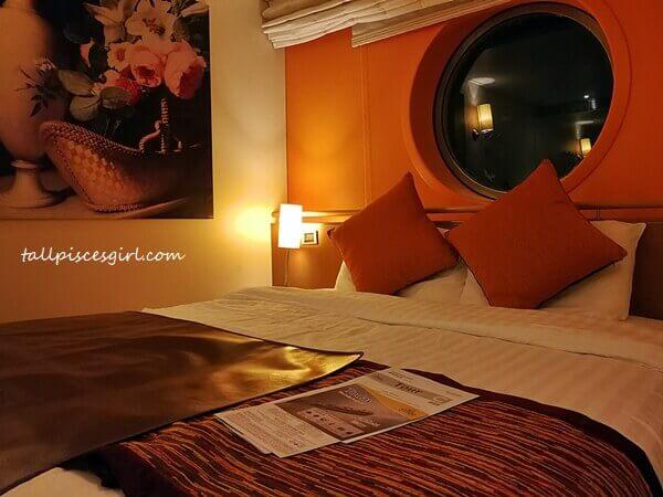 Costa Victoria Oceanview Premium Cabin Room