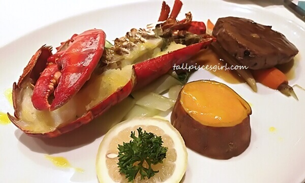 Not to be missed - Signature Lobster on Costa Victoria