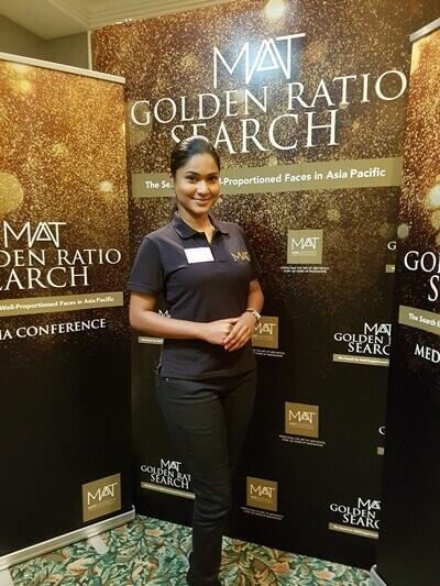 Malaysian Representative - Salini Muniandy