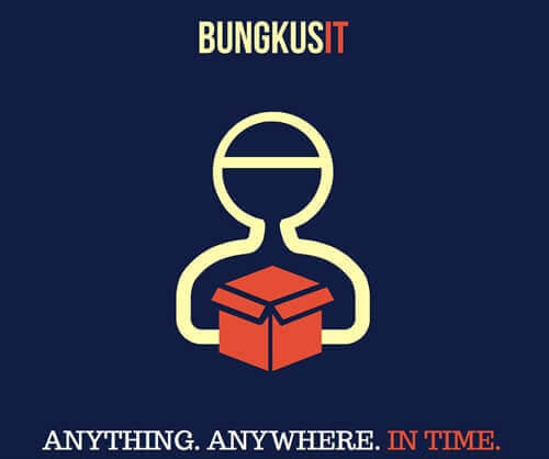 BungkusIt - Anything, Anywhere, In TIme