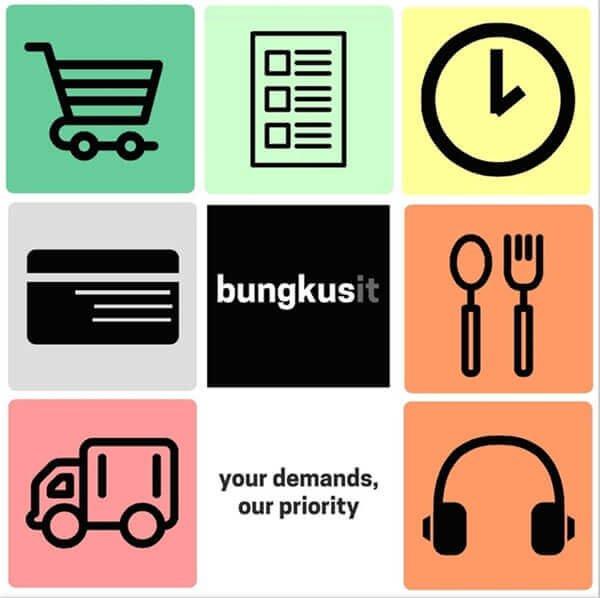 BungkusIt App