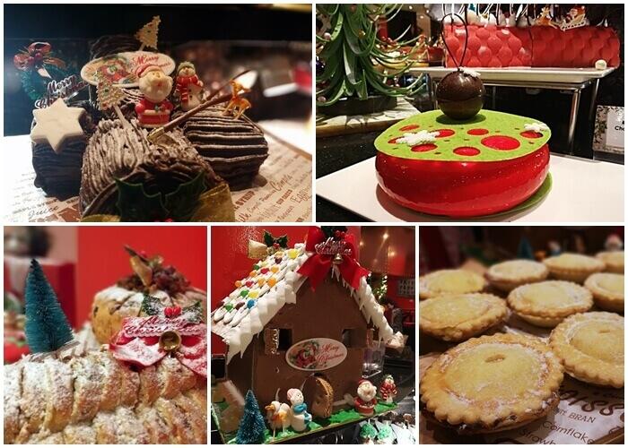 Christmas Desserts @ Renaissance Kuala Lumpur Hotel