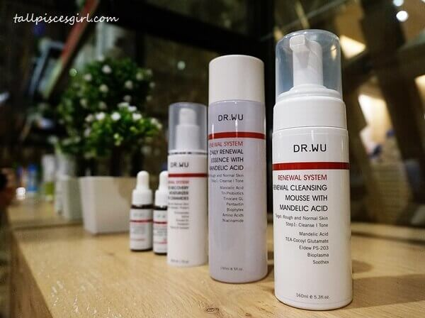 Dr. Wu Star Products Unveiled at Dr. Wu X Sasa Workshop 1