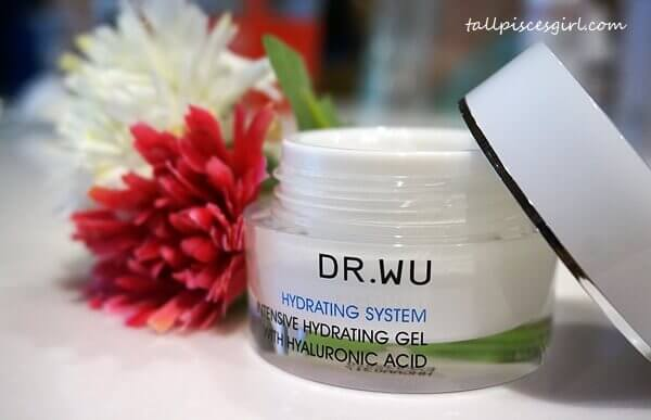 DR.WU Intensive Hydrating Gel With Hyaluronic Acid