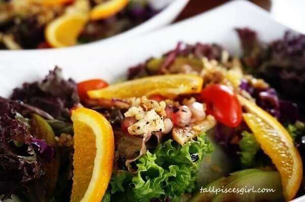Christmas Salad @ The Forum KL