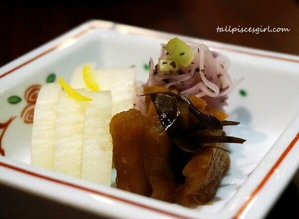 Oshinko Moriawase (Price: RM 18)