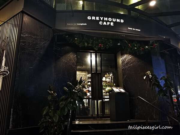 Greyhound Cafe Kuala Lumpur