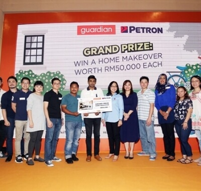 Philips meaningful innovation make a difference now for Win a home contest