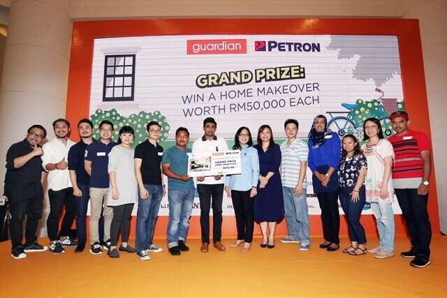 Guardian Win a Home Makeover Contest 2017 Winners