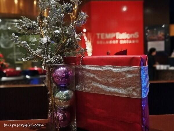 Christmas & New Year Celebration at TEMPTationS Renaissance Kuala Lumpur Hotel