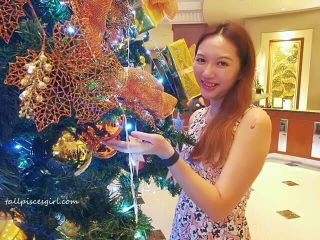 Charmaine X Christmas at Renaissance Kuala Lumpur Hotel