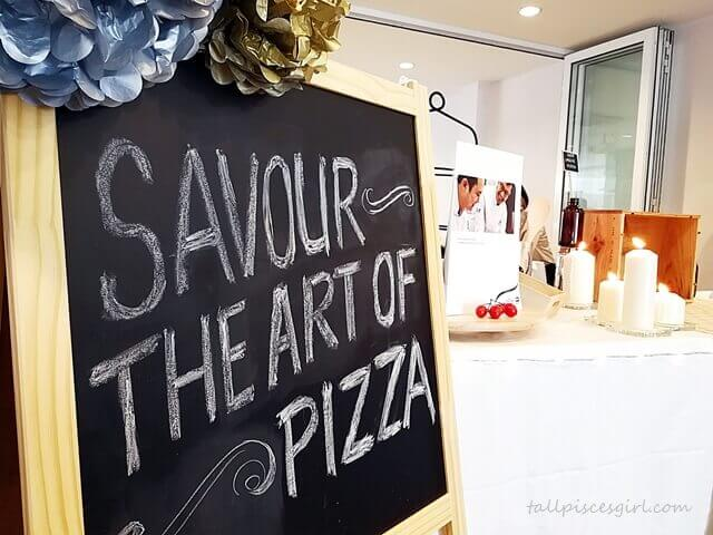 Savour the Art of Pizza through PizzArt