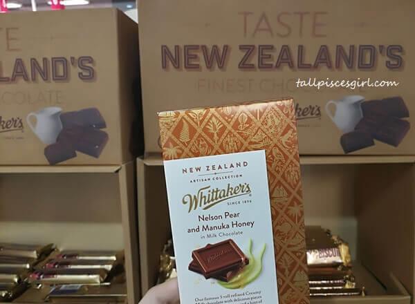 Whittaker's @ Taste New Zealand