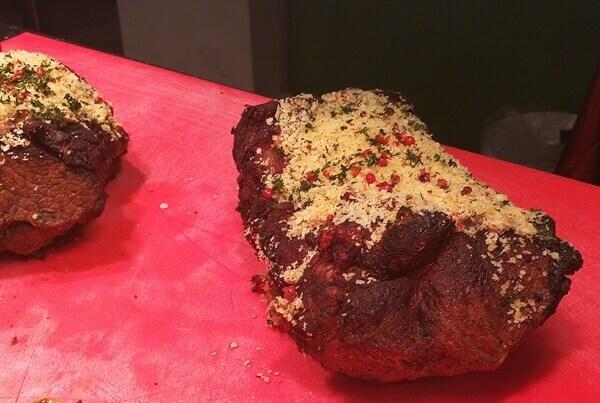 Slow Roast New Zealand Sirloin Beef