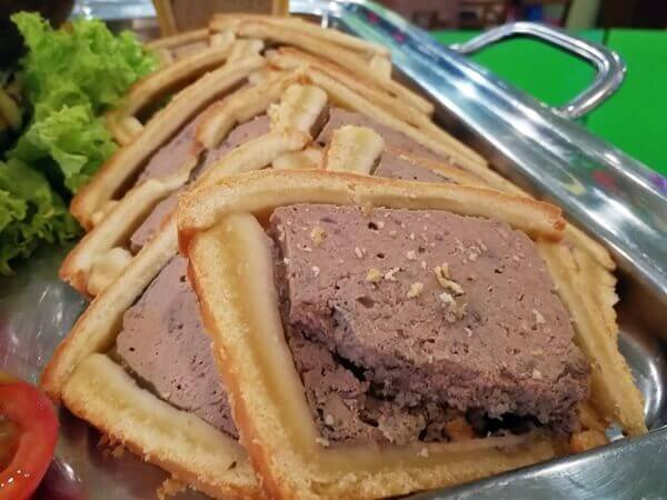 Traditional Chicken Liver Pate
