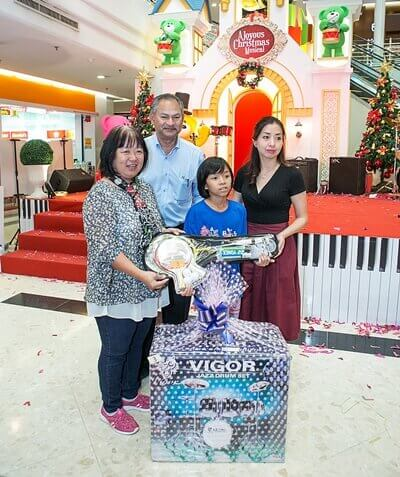 Toy Bank, A Gift of Love Gift Presentation Ceremony