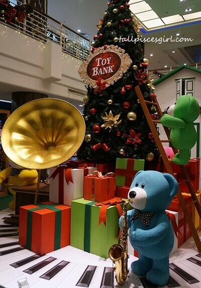 Cheras LeisureMall Toy Bank programme