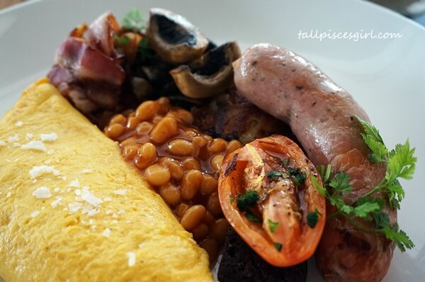 Champignons Signature Big Breakfast (Price: RM 30)