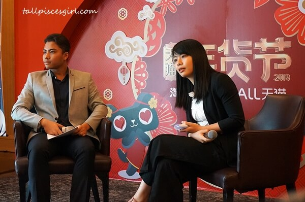 Q&A Session with Ms. Cici Cai